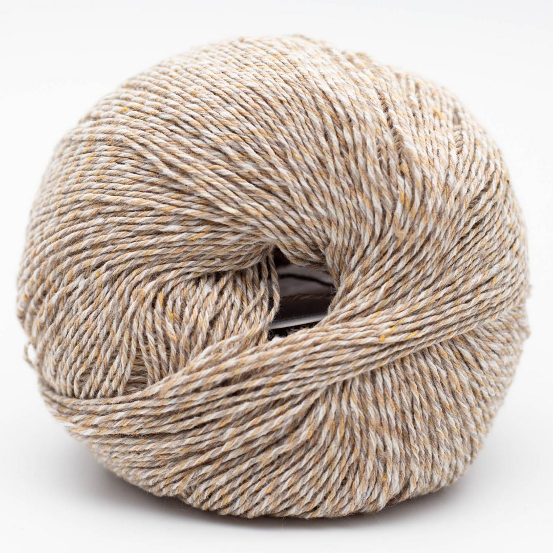 Kremke Soul Wool Reborn Denim Colori Sahara