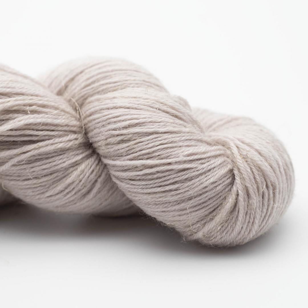 Kremke Soul Wool Lazy Linen Light Grey