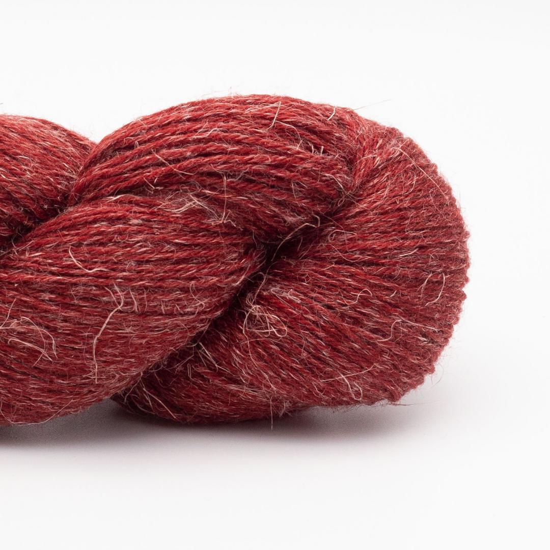 Kremke Soul Wool Lazy Linen Burgundy