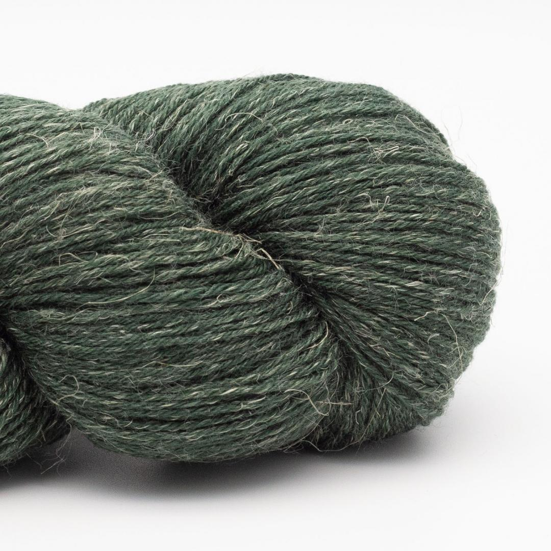 Kremke Soul Wool Lazy Linen Dark Green