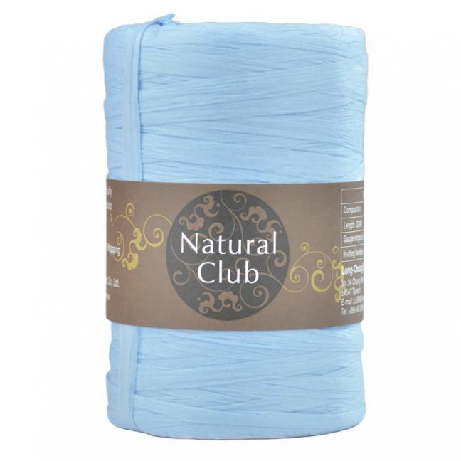 Kremke Natural Club Papir Garn hellblau