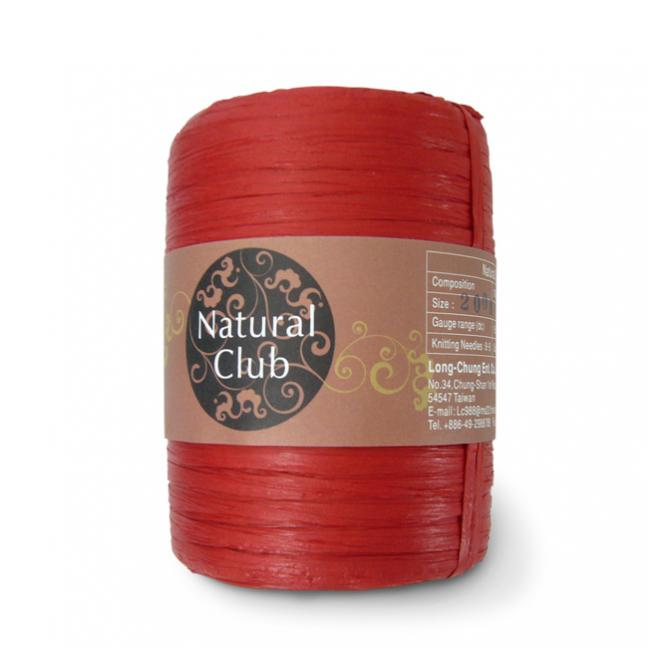 Kremke Natural Club Papir Garn rot