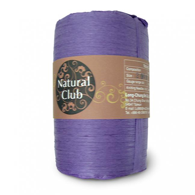 Kremke Natural Club Papir Garn lila