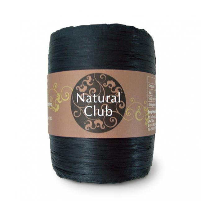 Kremke Natural Club Papir Garn schwarz