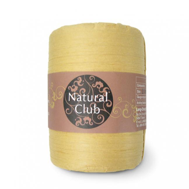 Kremke Natural Club Papir Garn sand
