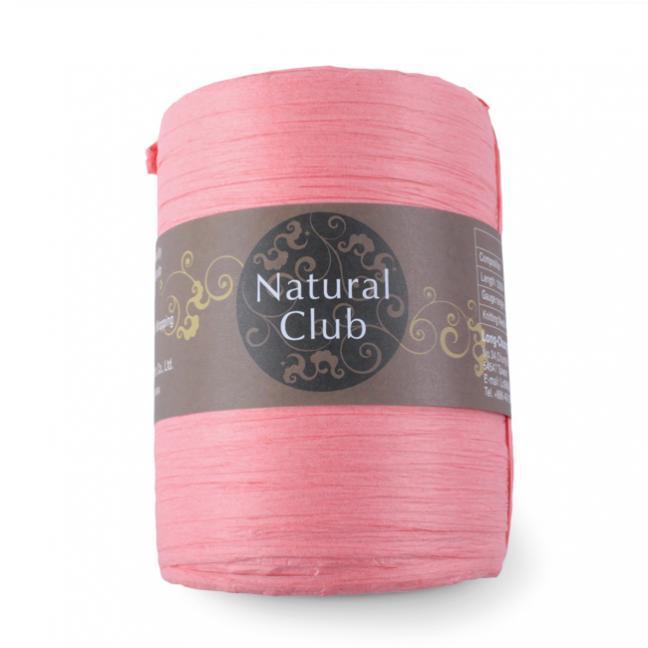 Kremke Natural Club Papir Garn Lachsrot