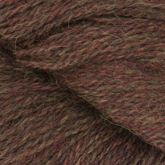BC Garn Babyalpaca 10/2 udgåede farver mittelbraun