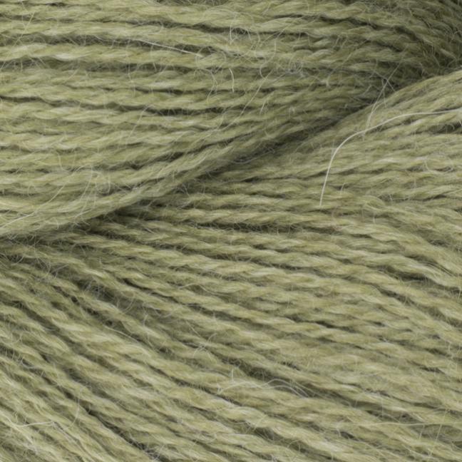 BC Garn Babyalpaca 10/2 udgåede farver oliv