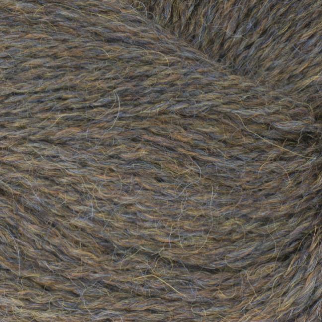 BC Garn Babyalpaca 10/2 udgåede farver erde-meliert