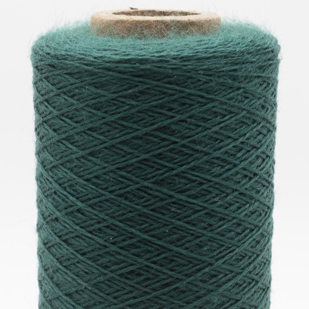 Kremke Soul Wool Merino Spindelvævs Lace 30/2 superfine superwash Petrol