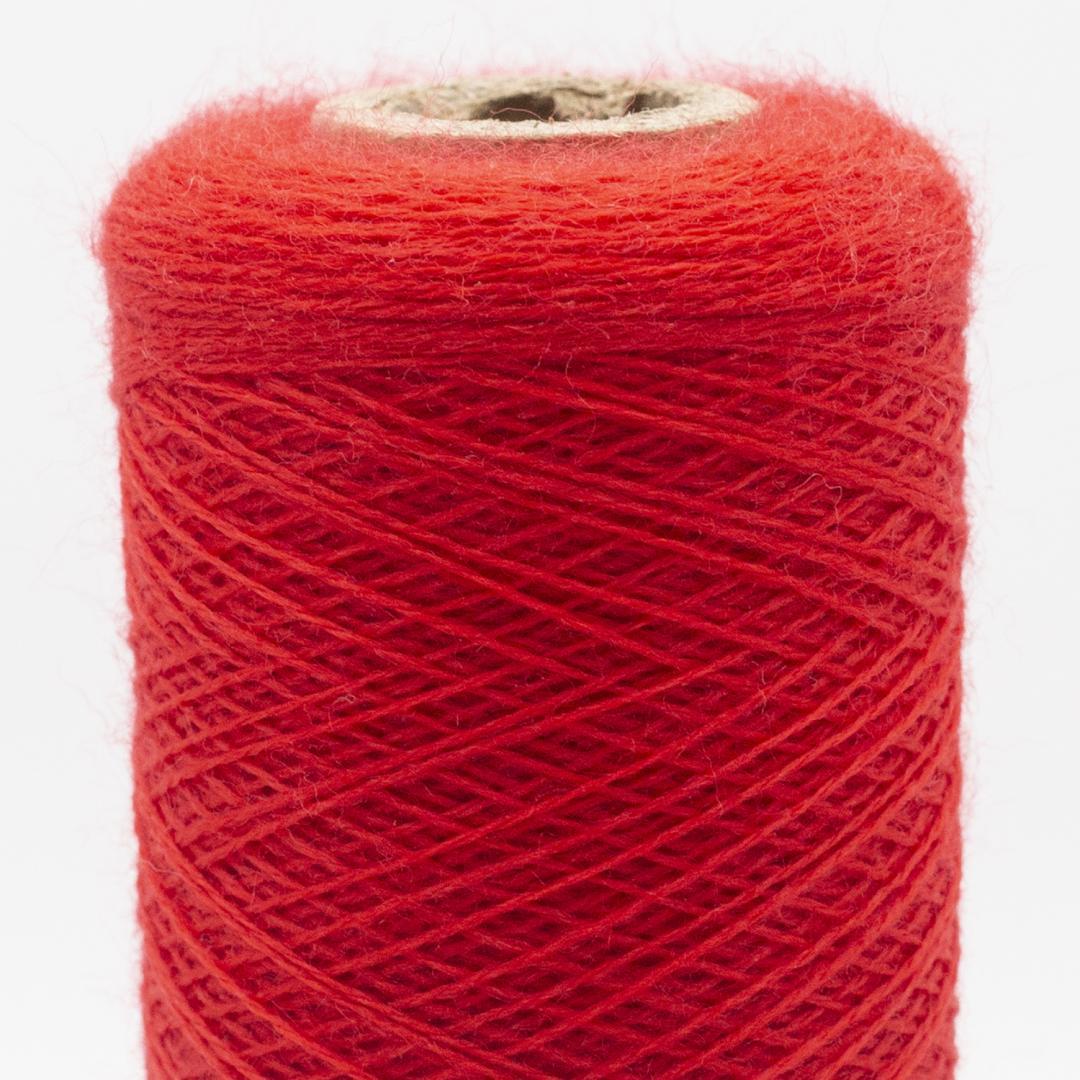 Kremke Soul Wool Merino Spindelvævs Lace 30/2 superfine superwash Hellrot