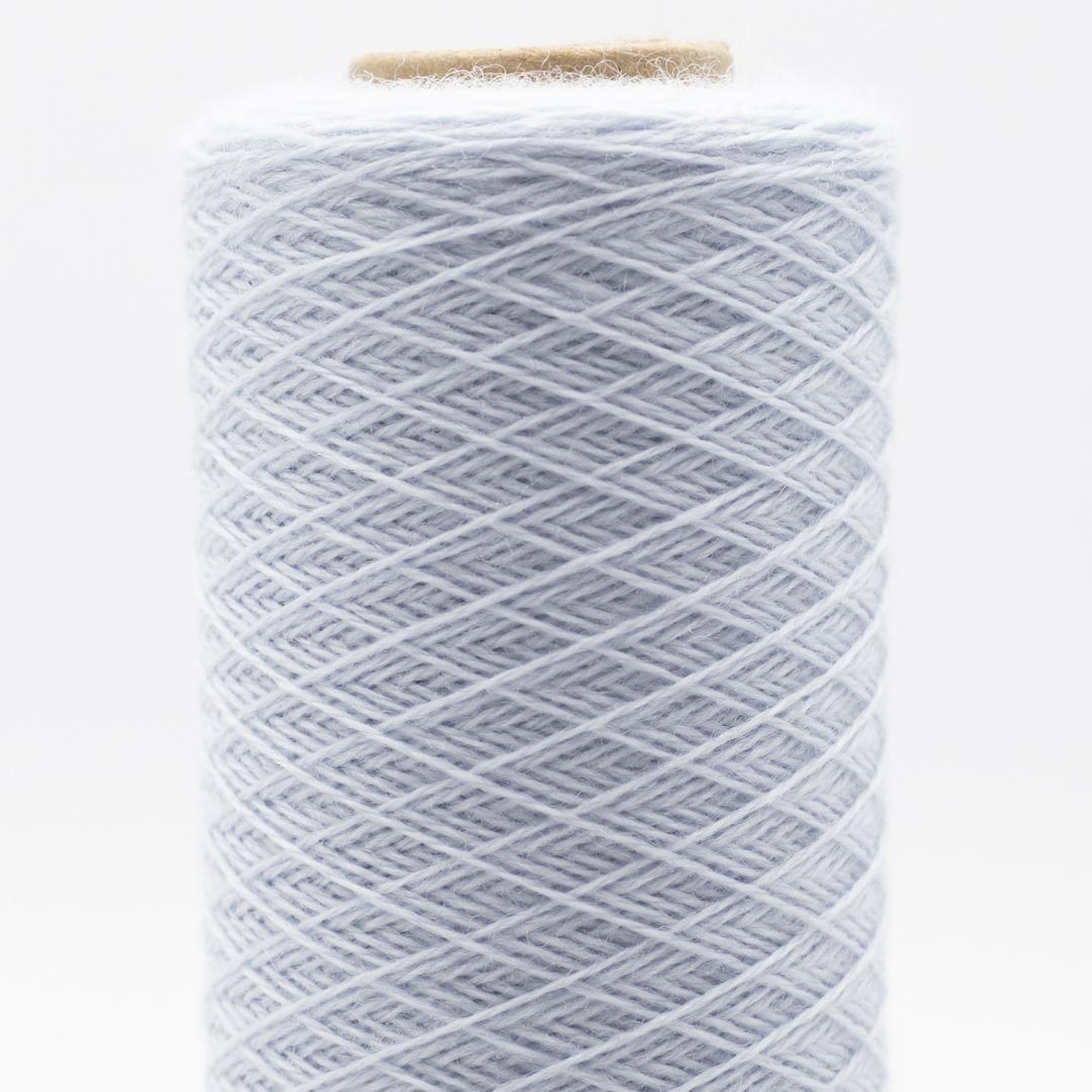 Kremke Soul Wool Merino Spindelvævs Lace 30/2 superfine superwash Babyblau