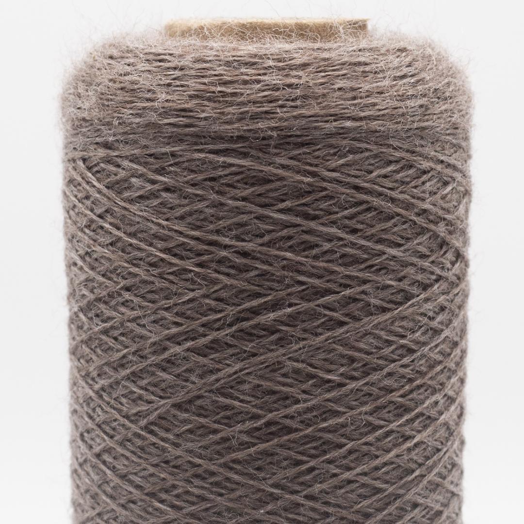 Kremke Soul Wool Merino Spindelvævs Lace 30/2 superfine superwash Graubraun