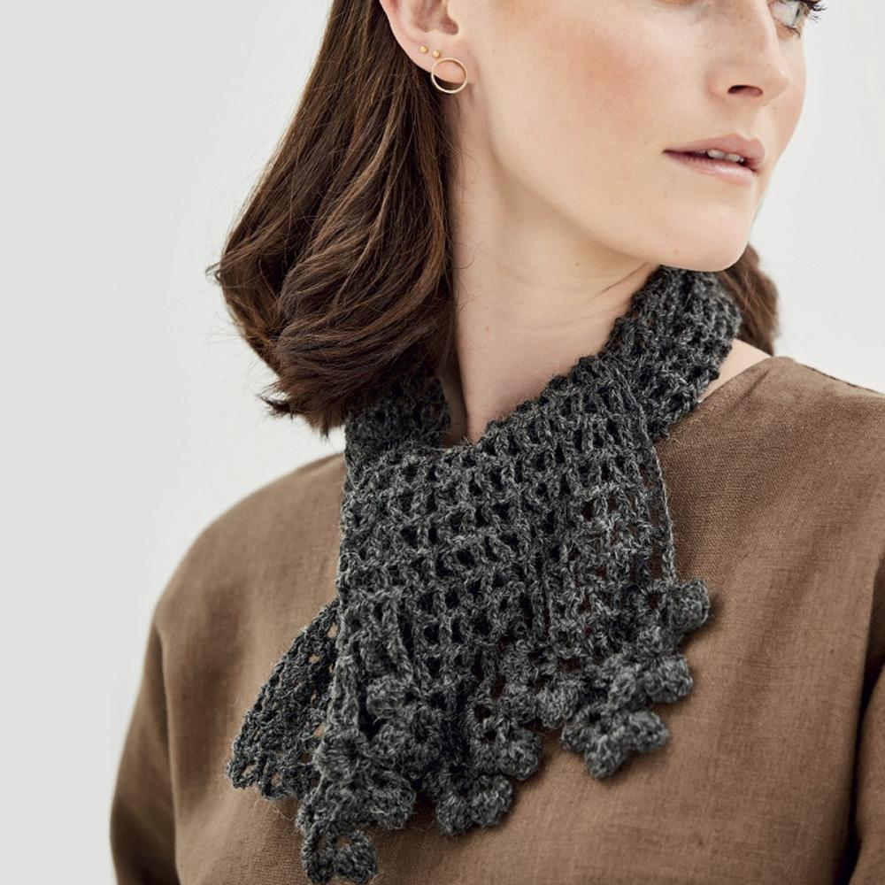 Erika Knight Trykte opskrifter til Wool Local discontinued designs