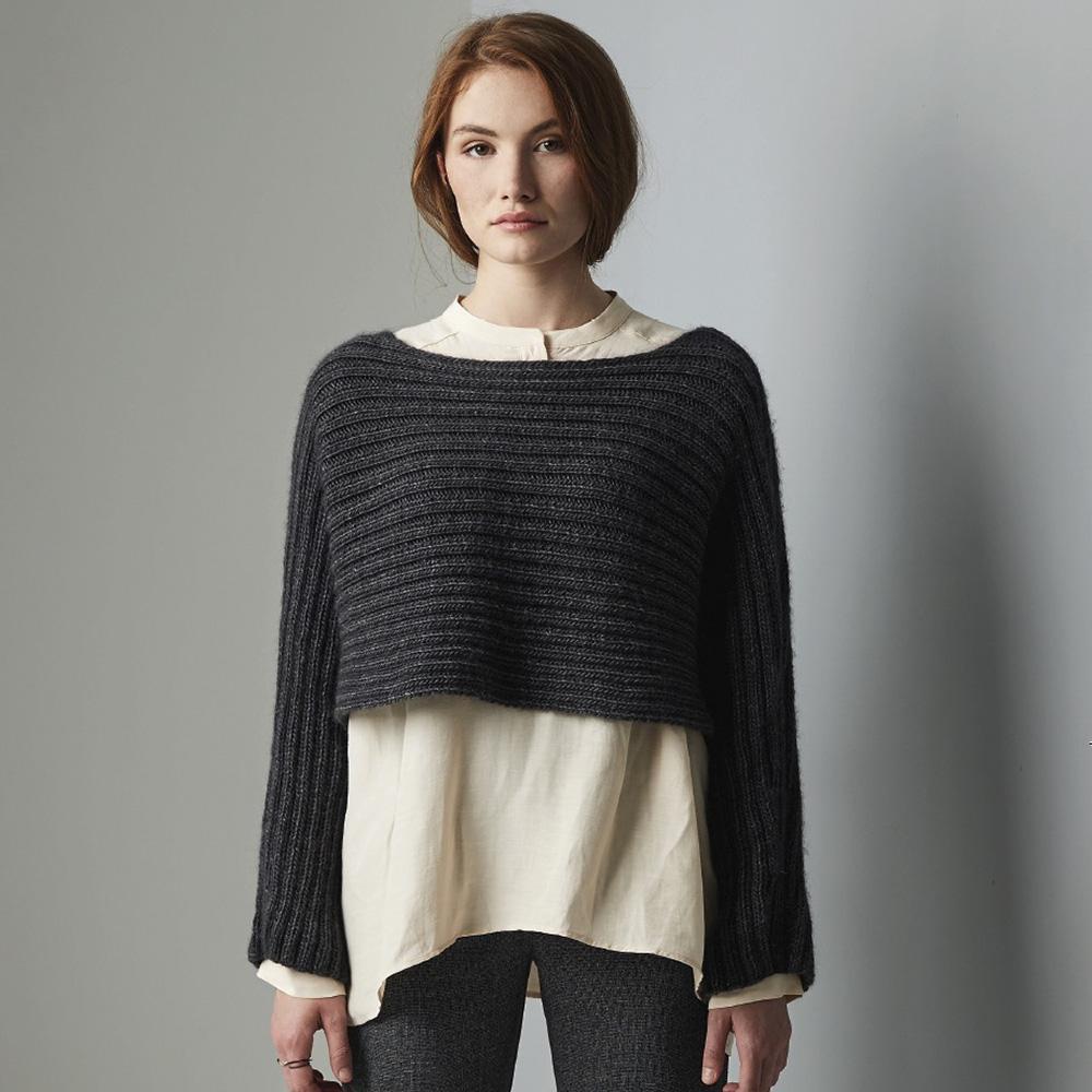 Erika Knight Trykte opskrifter til Wild Wool discontinued designs