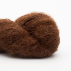 BC Garn Brushed Baby GOTS undyed Limited Edition Dark Brown undyed