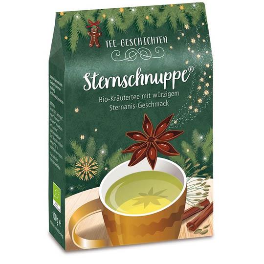 Kremke Bio Tee Sternschnuppe