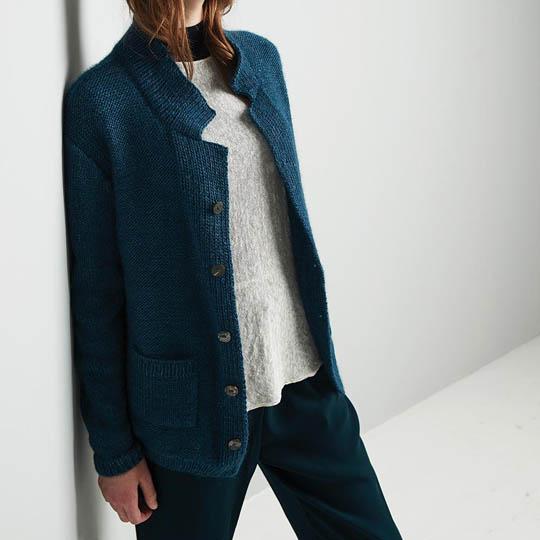 Erika Knight Opskrifter HOLYPORT til Wild Wool EK0013