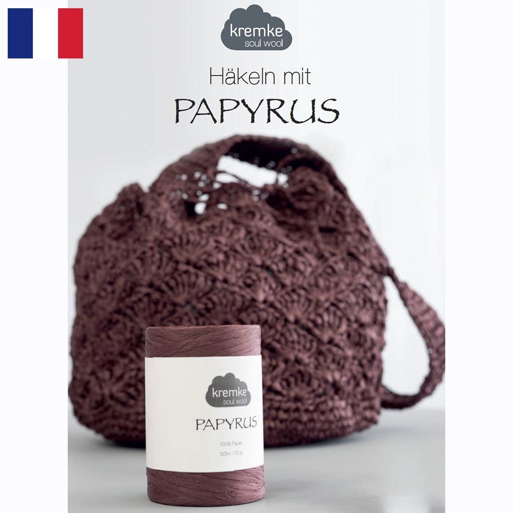 Kremke Soul Wool Pattern Book Papyrus Francais
