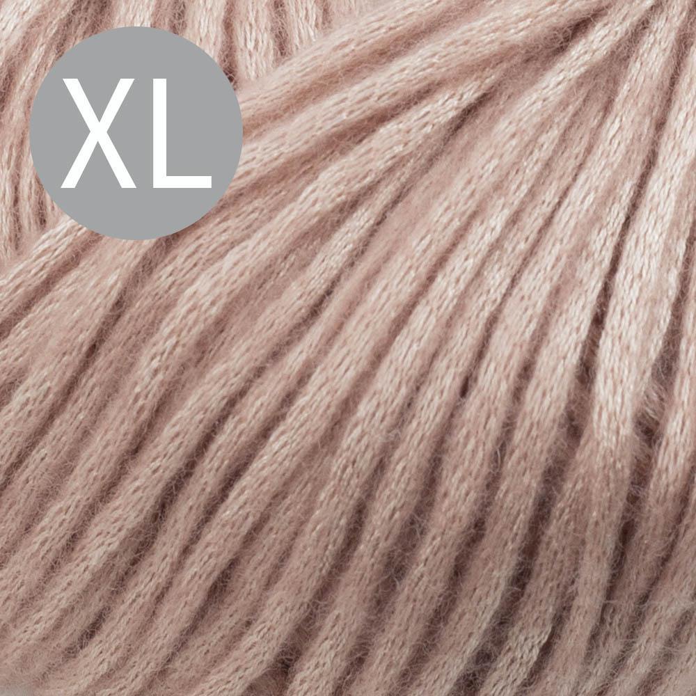 Kremke Soul Wool Set Häkelpullover Breeze Altrosa