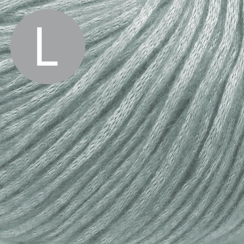 Kremke Soul Wool Set Häkelpullover Breeze Eisblau