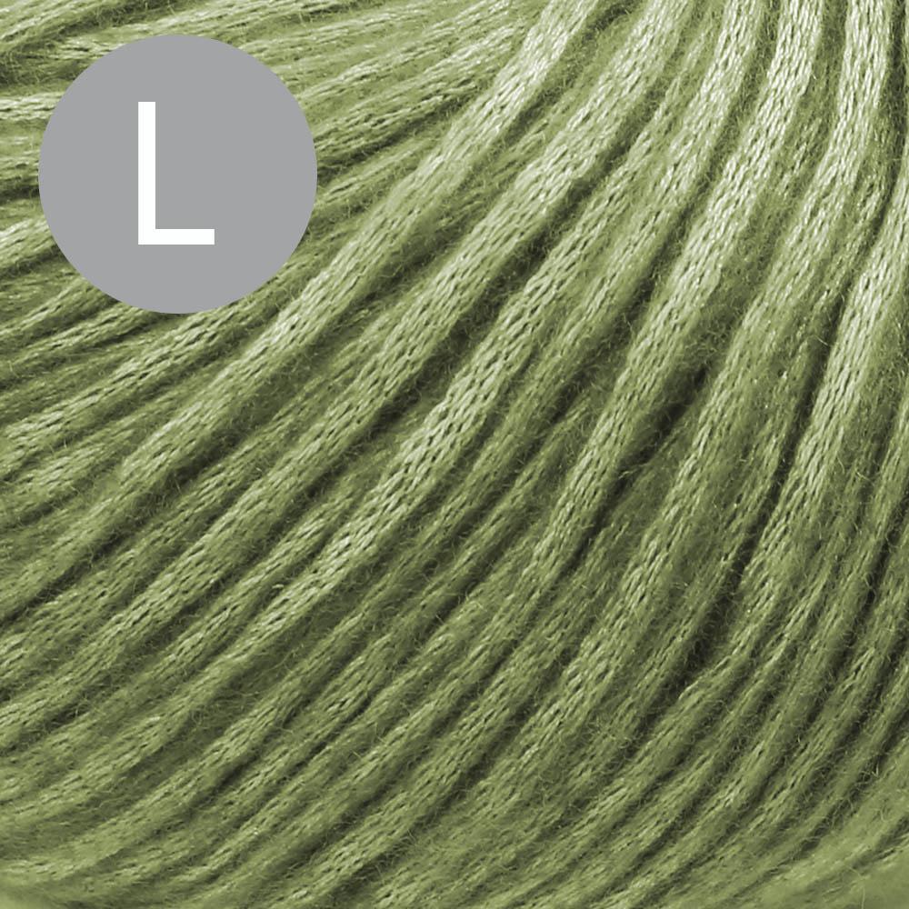 Kremke Soul Wool Set Häkelpullover Breeze Blasskhaki