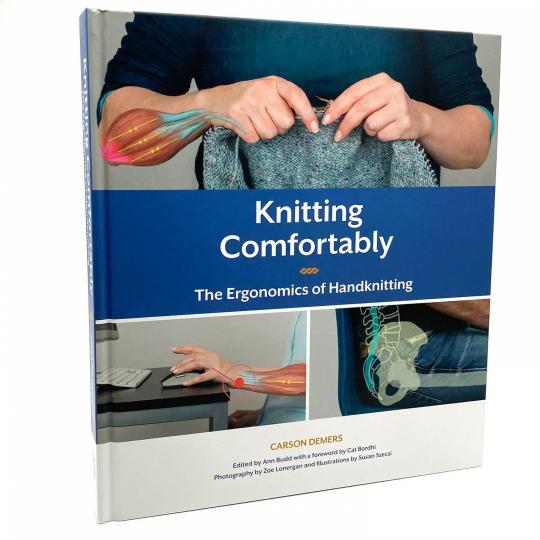div. Buchverlage Knitting Comfortably: The Ergonomics of Handknitting