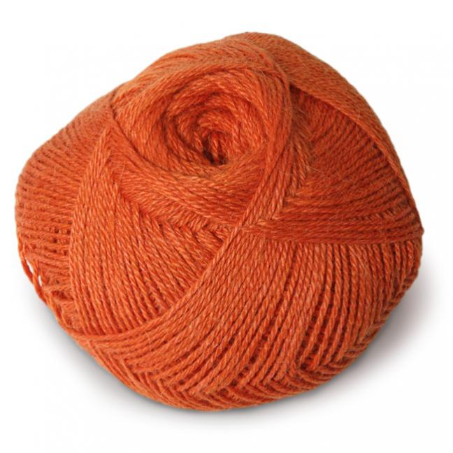 Kremke Alpaca 100 Superfine orange