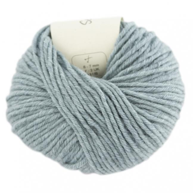BC Garn Semilla Grosso light grey blue
