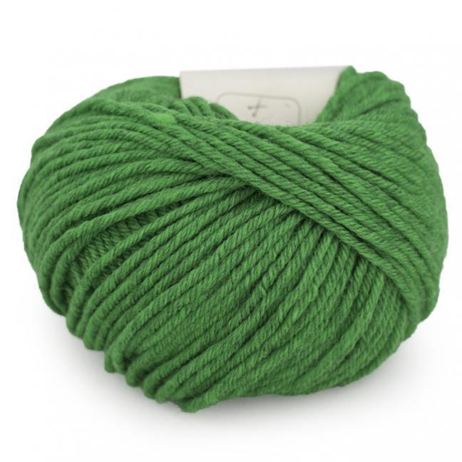 BC Garn Semilla Grosso Grasgrün