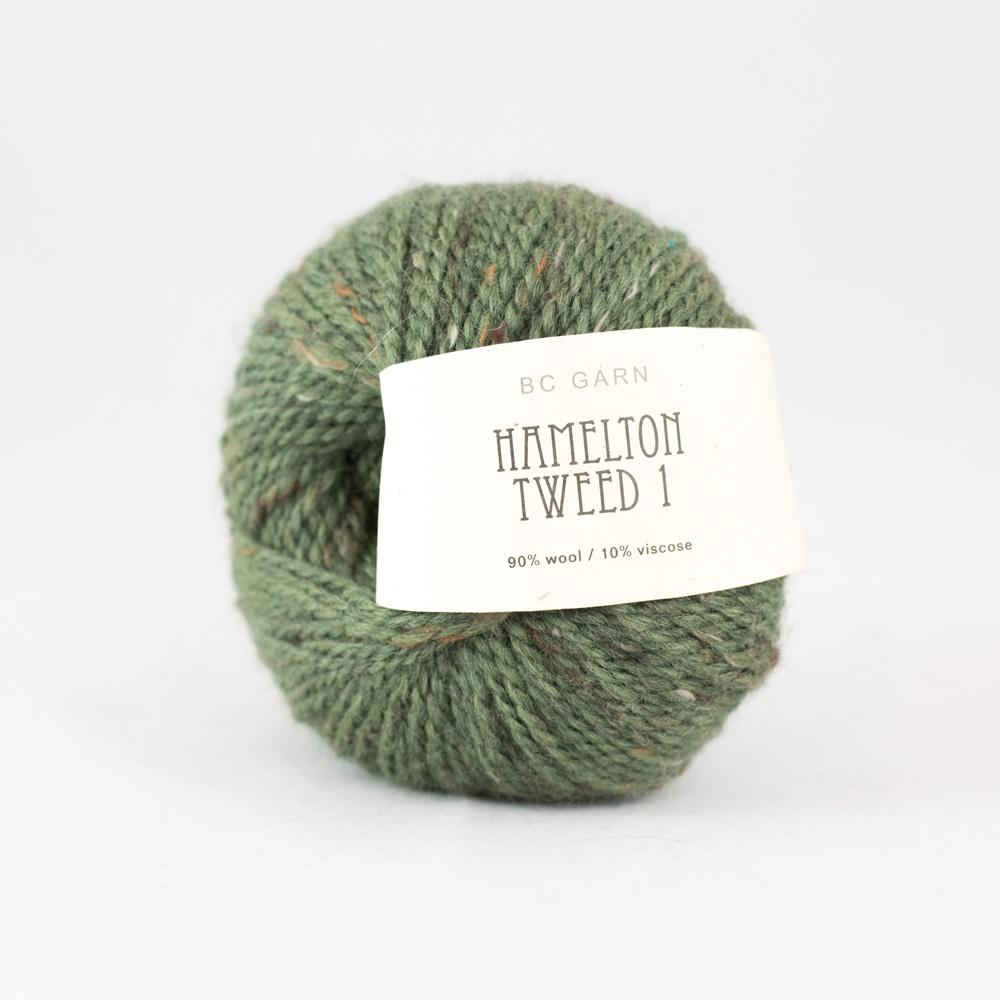 BC Garn Hamelton Tweed 1