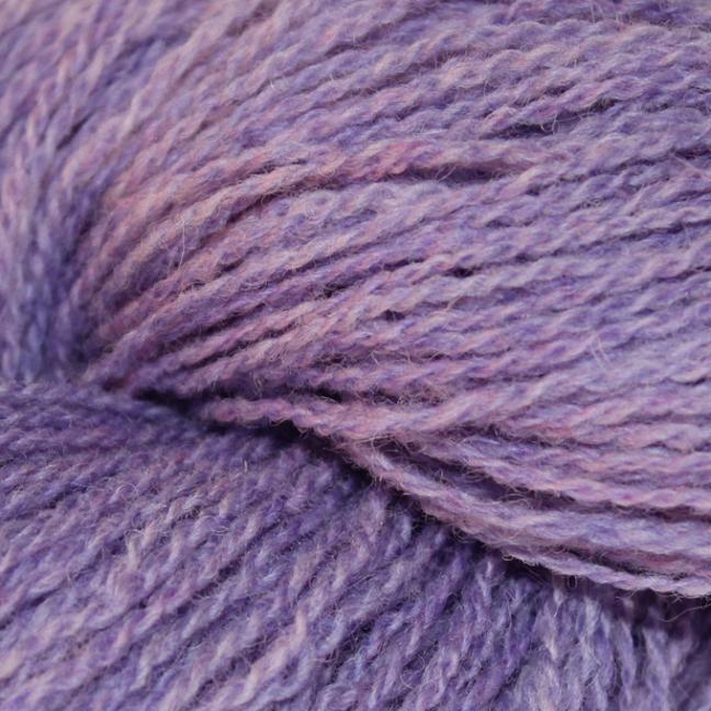 Karen Noe Design Shetlands Uld Lavendel