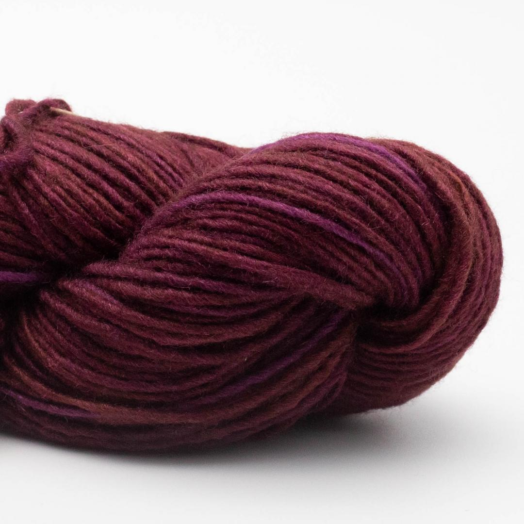 Manos del Uruguay Silk Blend - ensfarvet BingCherry300M