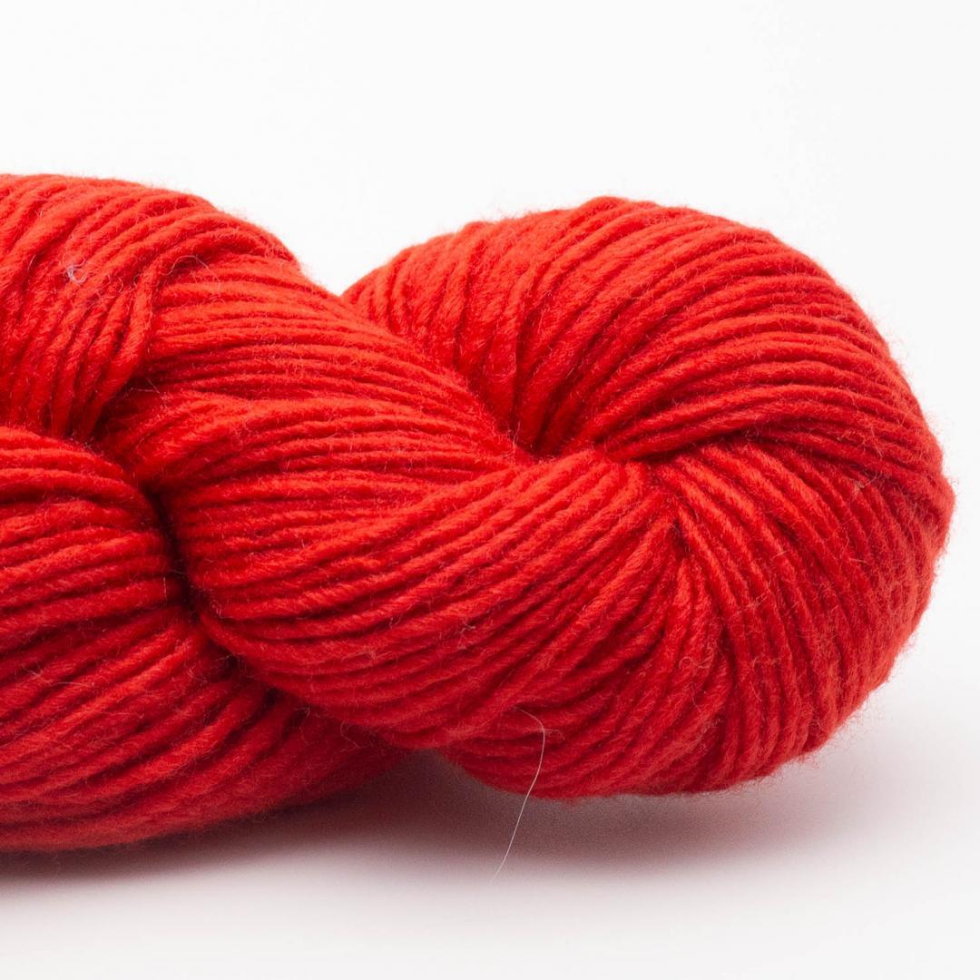 Manos del Uruguay Silk Blend - ensfarvet Tomato3203