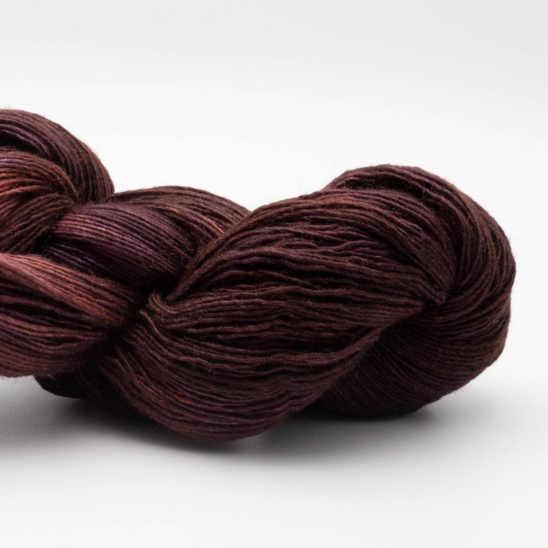 Manos del Uruguay Silk Blend fino handgefärbt (100g) Poison