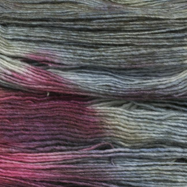 Manos del Uruguay Silk Blend Fino Bramble