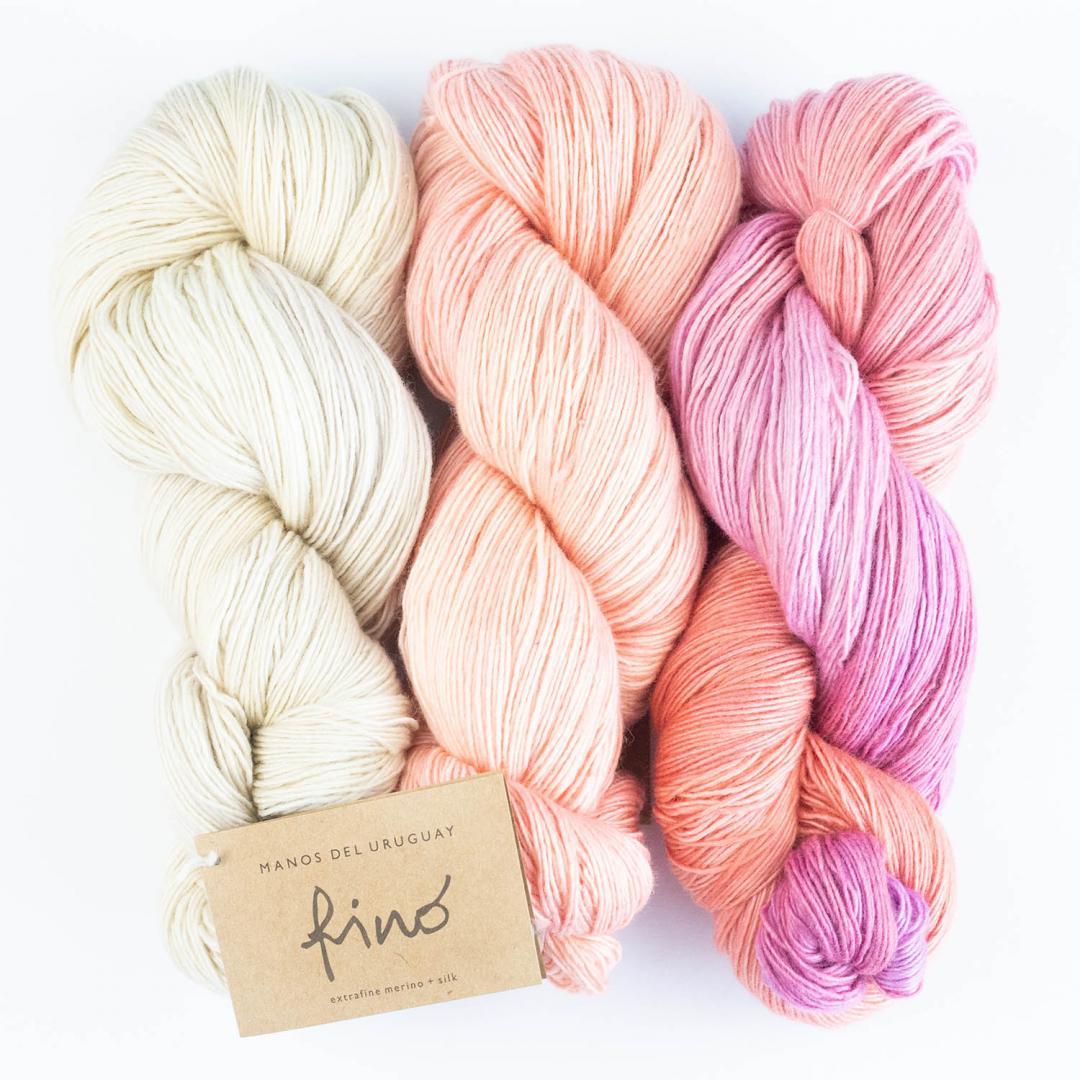 Manos del Uruguay Silk Blend Fino  Cincuenta - Jubiläumsfarbe