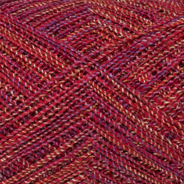 Karen Noe Design Japonica Cottoncore Silk Rubin