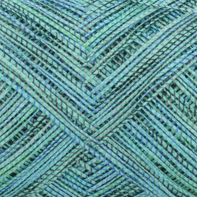 Karen Noe Design Japonica Cottoncore Silk Smaragd