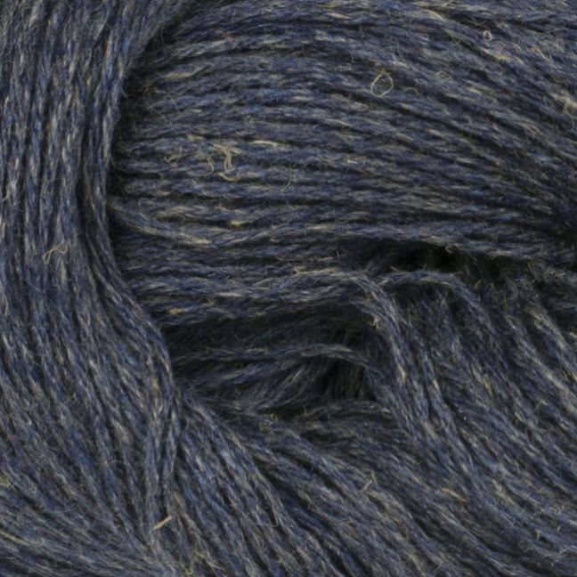 BC Garn Colori blue beige heather
