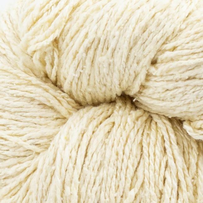BC Garn Soft Silk Eierschale