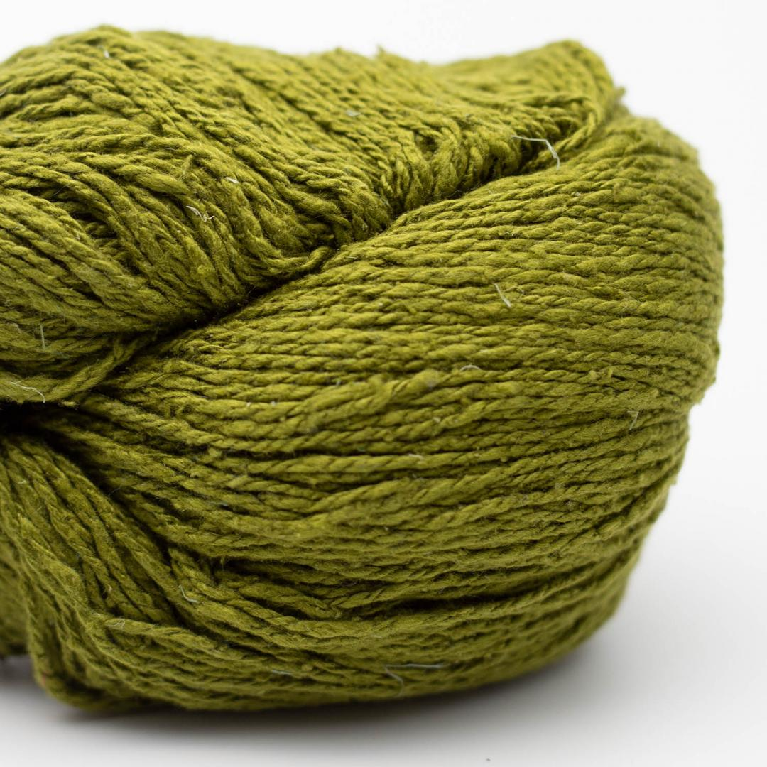 BC Garn Soft Silk olive green