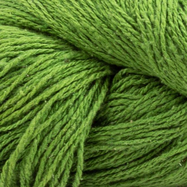 BC Garn Soft Silk grün