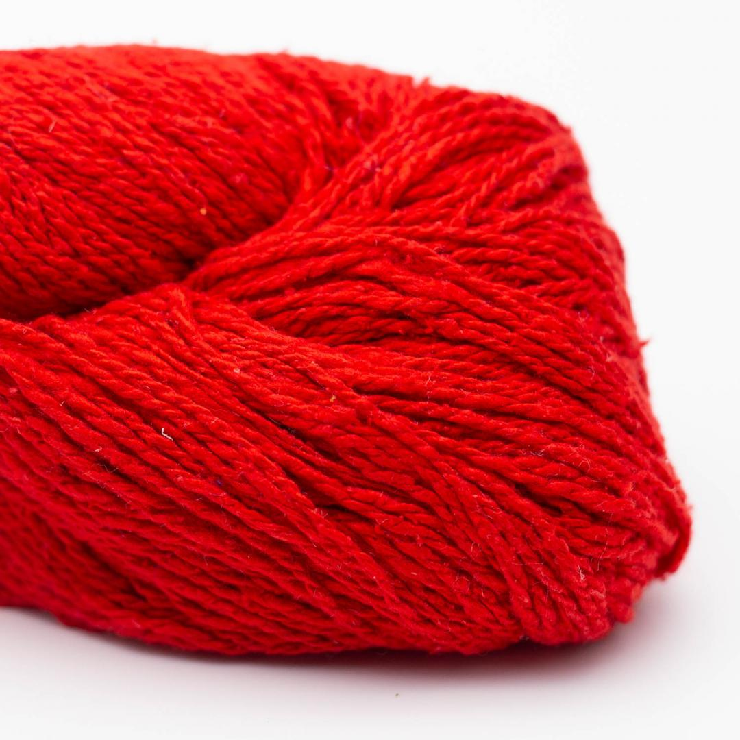 BC Garn Soft Silk red