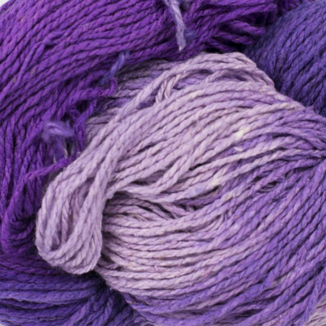 BC Garn Soft Silk handpaint purple-lilac-mix