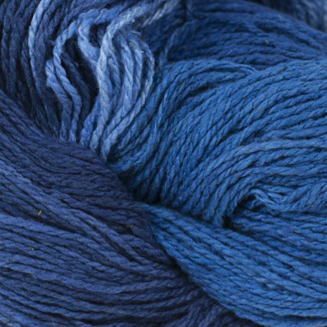 BC Garn Soft Silk handpaint darkblue-mix