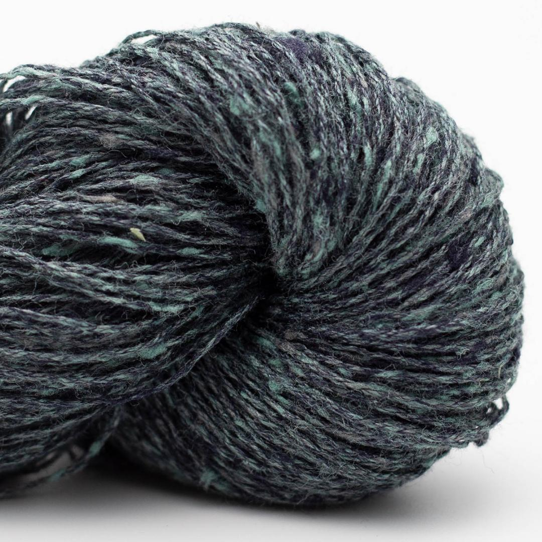 BC Garn Tussah Tweed ozean-royal-mix