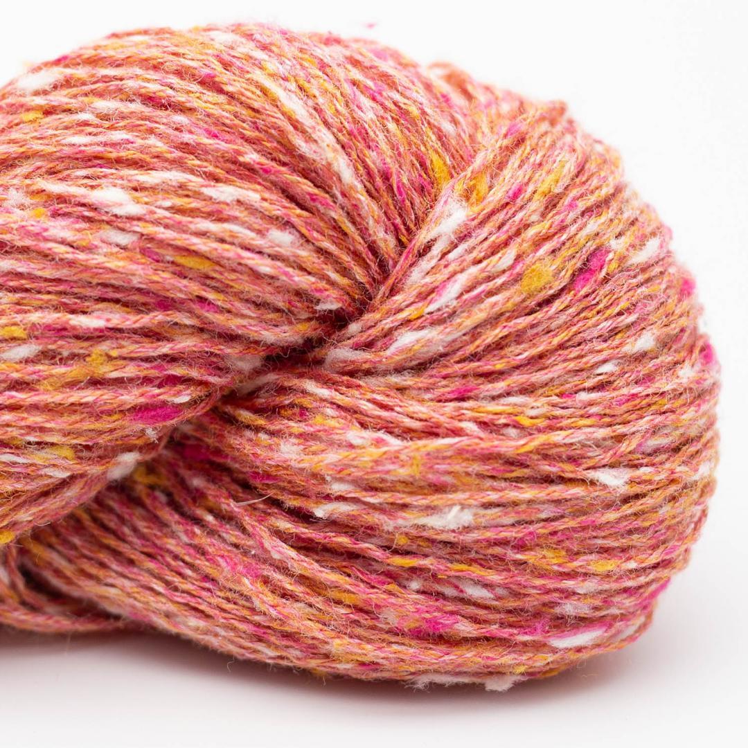 BC Garn Tussah Tweed kupfer