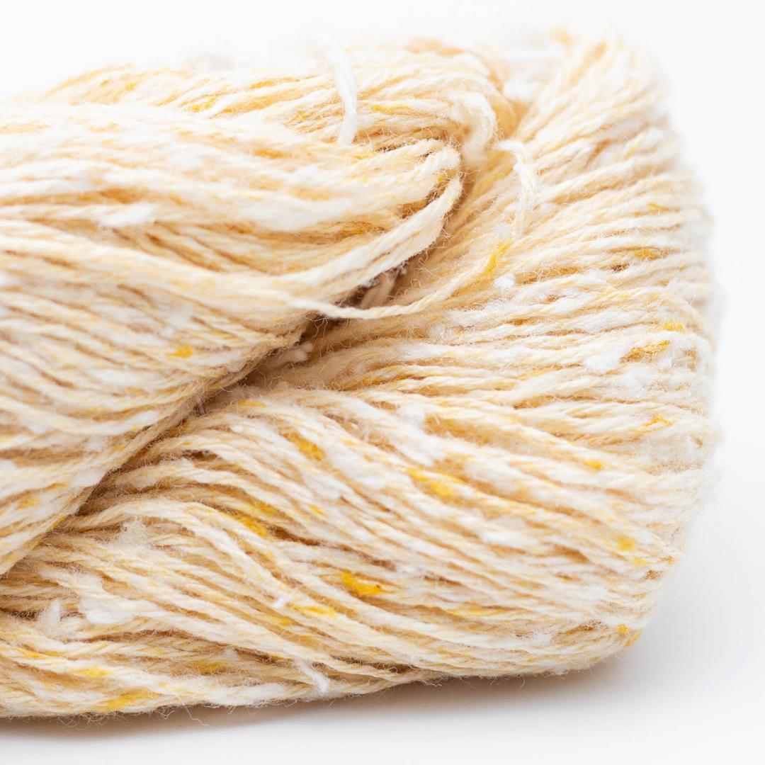 BC Garn Tussah Tweed  eierschale