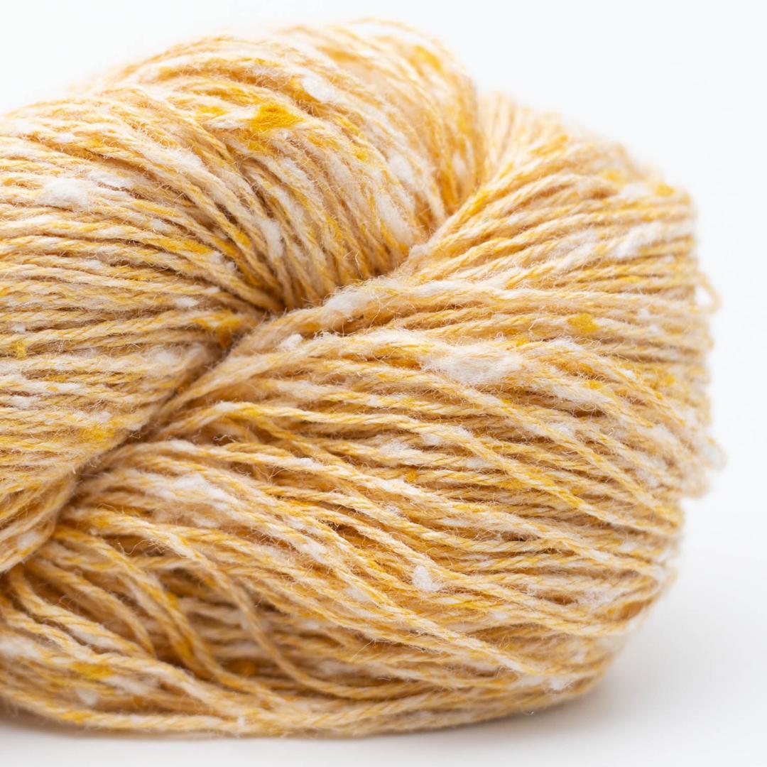 BC Garn Tussah Tweed zitrone